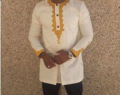 Men African Wear Men African Attire African by SJWonderBoutique