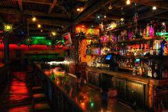 Pink Taco, mexican bar decor