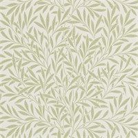 The Original Morris & Co - Arts and crafts, fabrics and wallpaper designs by William Morris & Company | Products | British/UK Fabrics and Wallpapers | Willow (DM6P210383) | Morris Archive Wallpapers