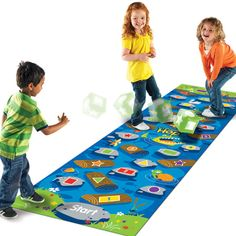 Active Toys for Toddlers and Preschoolers: Learning Resources Crocodile Hop