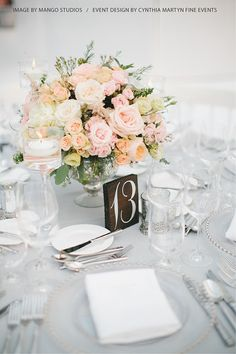 Wedding Table Numbers Set of 10 by SweetNCCollective on Etsy, $40.00