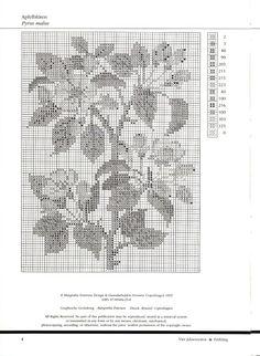 GERDA BENGTSSON Cross Stitch Flowers, Cross Stitch Patterns, Cross Stitches, Blackwork, Pattern Books, Needlepoint, Needlework, Vintage World Maps, Embroidery