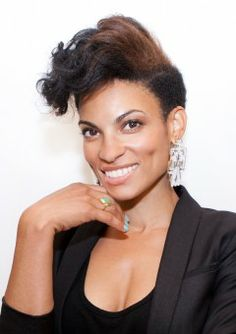 Goapele   Curly Commentary: Goapele's Natural Hair Journey