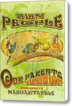 Amazon.com - We Are The People Our PArents Warned Us About Canvas Print / Canvas Art - Artist Claudette Armstrong