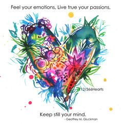 712th heart - emotions and passions