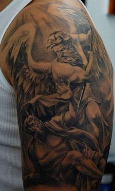 Resultado de imagen para james spencer tattoo religious