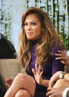Jennifer Lopez Photos - Jennifer Lopez at Good Morning America