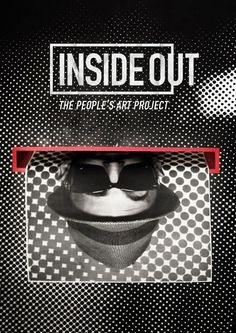 """INSIDE OUT: The People's Art Project TRAILER by SOCIAL ANIMALS. This fascinating documentary tracks the evolution of the world's largest participatory art project, the wildly popular """"Inside Out."""" Travel the globe with French artist JR as he motivates communities to define their most important causes by pasting giant portraits in the street, testing the limits of what they thought possible."""