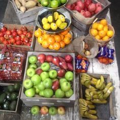 Cone & Steiner - Seattle, WA, United States. Fresh organic fruits