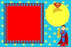 Dia dos Pais – Super Pai – Kit Completo com molduras para convites, rótulos para guloseimas, lembrancinhas e imagens! |Fazendo a Nossa Festa...