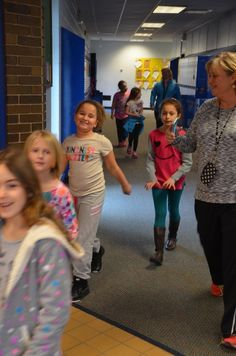 """Walking for Wellness Was """"Try It Tuesday"""" Activity College Park students participated in a """"Try It Tuesday"""" walking for wellness activity on January 23 during lunch recess. Kindergarten through third..."""