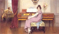 The Reluctant Pianist, William Breakspeare