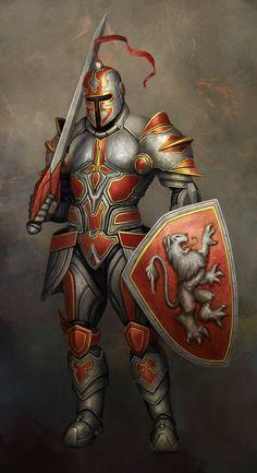 Armadura Medieval, Medieval Knight, Medieval Fantasy, Knight Tattoo, Crusader Knight, Christian Warrior, Knight Art, Knight In Shining Armor, Armor Of God
