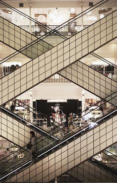 Le Bon Marché #Paris #shopping #accorcityguide // The nearest AccorHotels: Ibis Paris Tour Montparnasse 15ème