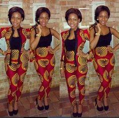 African tissu