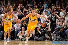 #Nuggets vs. Spurs - 12/18/12