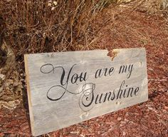 rustic barn board - must have this written somewhere at the wedding.