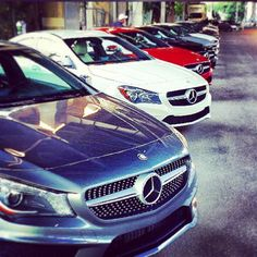 Yes way. #mercedes #benz #cla