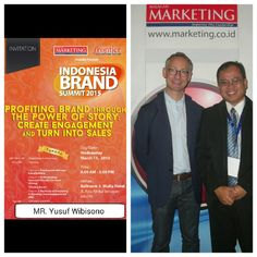 Indonesia Brand Summit 2015