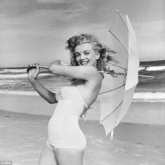 "Marilyn's body wouldn't be considered on many people's ""thinspiration"" boards, but she has one of the most sought-after bodies known to this day."