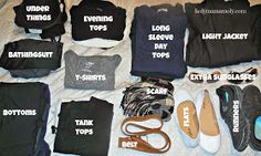 HolyMamaMoly: WorkitWednesday - What's In My Suitcase? [San Francisco Edition]