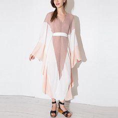haoduoyi-Womens-Vintage-Kimono-Wide-Leg-Palazzo-Pants-Chiffon-Jumpsuit-Romper