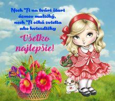 detské priania Disney Characters, Fictional Characters, Mandala, Humor, Christmas Ornaments, Disney Princess, Holiday Decor, Art, Facebook