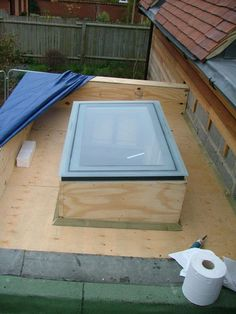 Small Rooflight