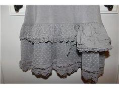 Romantisk underklänning från CREAM (S)