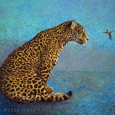 "Iris Scott      WOW!  Fine art ""finger painting"""