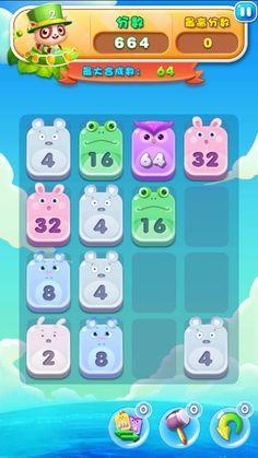 Puzzle game design / UI