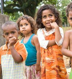 Beautiful Children  -  Fiji