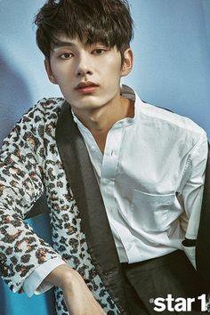 JUN x SEVENTEEN | Star1 Magazine Korea, July 2017