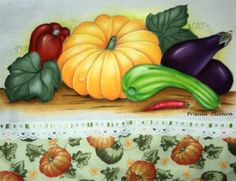 Pano de prato legumes