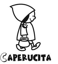 "COSILLAS DE INFANTIL: Cuento: ""Caperucita Roja"""