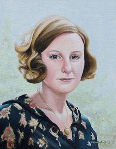 Downton Abbey Addicts: Beautiful Downton Abbey Portraits Lady Edith