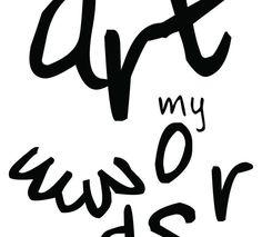 Expoziția ART MY WORDS @ Cărturești Verona