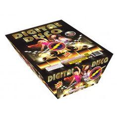 Digital Disco - Finale / Sprinkler Cakes - Wild Willy's Fireworks