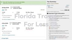 Florida Travel For Less Public Group Florida Travel, Holiday Hotel, Holiday Deals, Direct Flights, Florida Holiday, Attraction Tickets, Virgin Atlantic, Public
