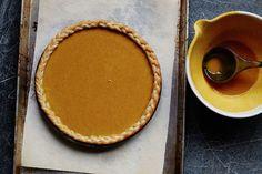 A Spicier, Subtler Pumpkin Pie on Food52