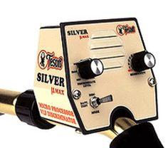 Tesoro Slver U Max Metal Detector