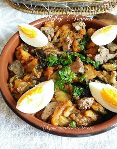 Kefteji ou Kafteji الكفتاجي | Gourmandise Assia