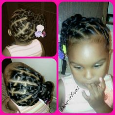 Hairstyles For Babies baby girls first haircut styles google search Find This Pin And More On Kinks Coils For Babies Kids By Shezfantastikal Cute Hairstyles