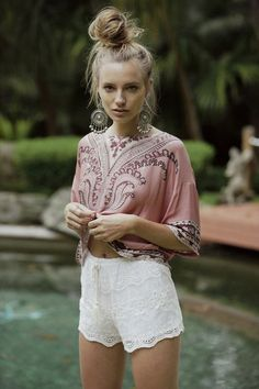 Boho Style Inspirations To look Unique The Way You Wanted - Page 2 of 3 - Trend To Wear