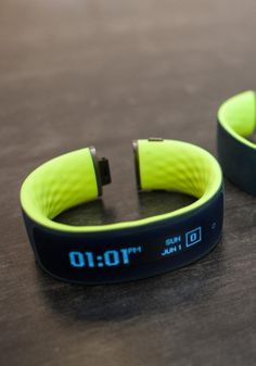 The HTC Re Grip, HTC's first wearable first wearable, aimed at runners and gym-goers.