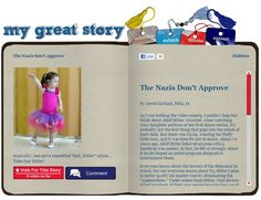 Check out the July 2012 My Great Story of the Month Contest winner Jerod Garland, Pella, IA! Share your story at http://ndss.org/stories!