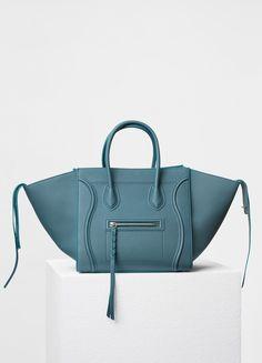 3c5ca0df63 Medium Luggage Phantom Handbag in Baby Grained Calfskin - Spring   Summer Collection  2017