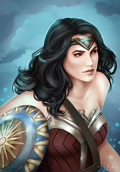 Wonder Woman Gal Gadot  fanart  #dccomics #princess #diana #wonderwoman #wonder_woman #dianaprince #wonder_woman_dc_comics #wonder_woman_drawing #wonder_woman_fanart #ww