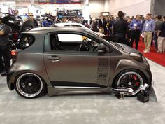 1000 images about scion iq on pinterest body kits. Black Bedroom Furniture Sets. Home Design Ideas