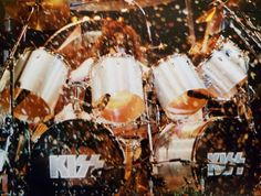 Eric Carr, Kiss Pictures, Hot Band, Drummers, Kiss Rock Bands, Rock Bands, Kiss Band, Music, Kissing Pics
